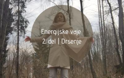 Energijske vaje z Marijano 2. del | video