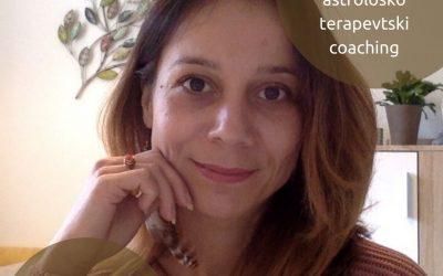Podarim astrološko terapevtski coaching