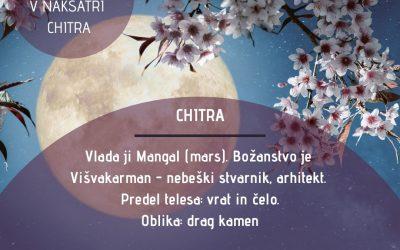 Polna luna v nakšatri Chitra (8.4.)